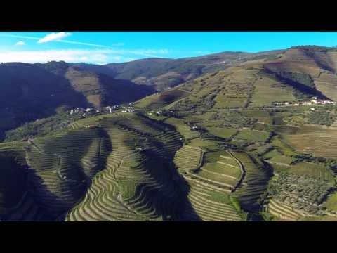 Vídeo - Douro - Pinhão e Lamego