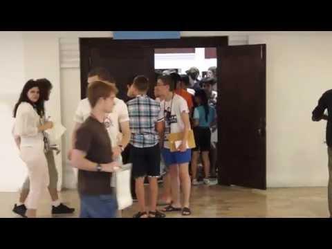IMO2015 NEWS EP.03 วันแรกการแข่งขันคณิตศาสตร์โอลิมปิกระหว่างประเทศ ครั้งที่ 56