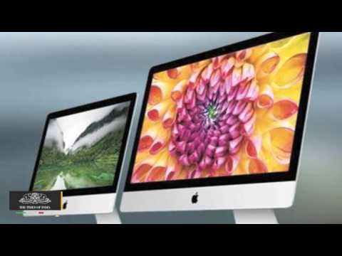 Apple Retina Displays in Latest IMacs