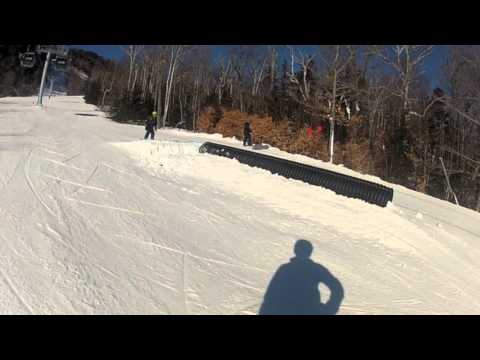 Youtube preview image for Gore Mountain Terrain Park - 2013