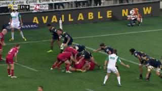 Highlanders v Reds Rd.17 Super Rugby Video Highlights 2017