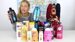 Video Don't Choose the Wrong Shampoo Slime Challenge!!! MP3, 3GP, MP4, WEBM, AVI, FLV Juni 2019