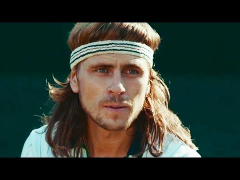 Borg vs McEnroe Trailer 2017 Movie - Official