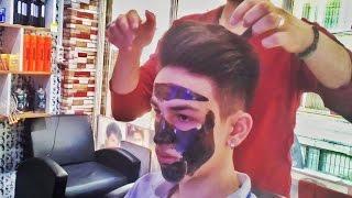 Siyah maske ve fön çekimi nasıl yapılır Soyulabilir siyah maske gözeneklerimizin nasıl açıldığını ve temizlendiğini göstericez ,siyah maske sayesinde ölü hüc...