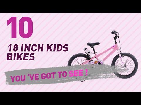 18 Inch Kids Bikes // New & Popular 2017
