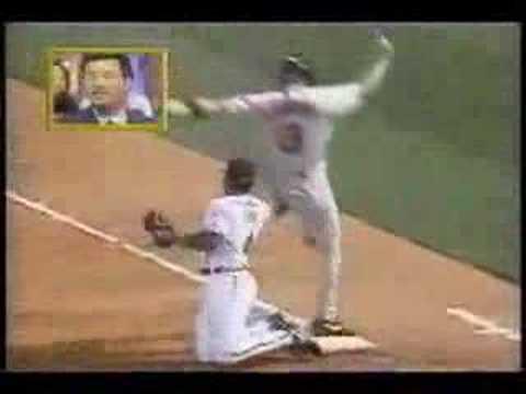 打棒球要被牽制怎麼辦?來叔叔教你高招的!!