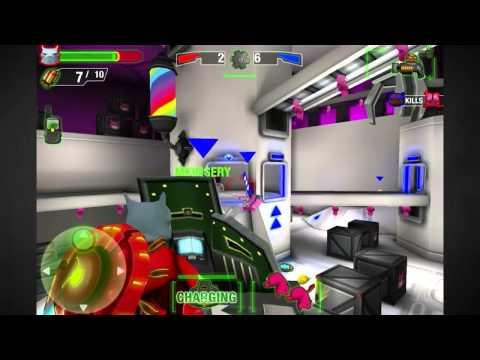 Скриншоты игры Battle Bears Royale – Кровожадные мишки убийцы в твоём смартфоне android