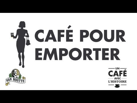 Le caf pour emporter