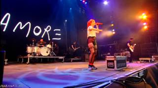 Paramore   That's What You Get BBC   Radio 1's Big Weekend 2013