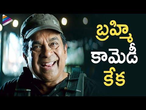 Race Gurram Comedy Scenes - Allu Arjun & Brahmanandam trolls Ravi Kishan - Kill Bill Pandey
