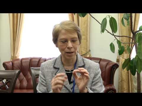 Интервью с профессором Барбарой Халленслебен (Фрибург, Швейцария)