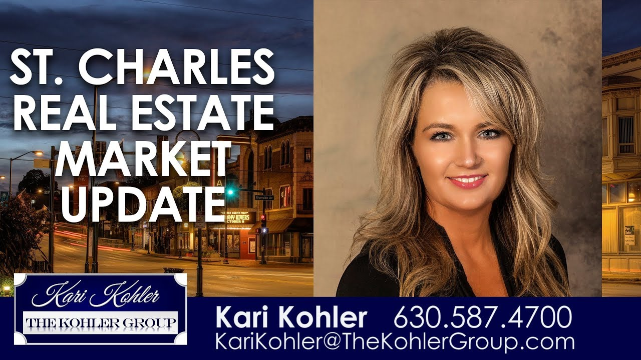 Great News for St. Charles Home Sellers