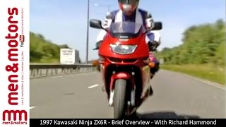 6. 1997 Kawasaki Ninja ZX6R - Brief Overview - With Richard Hammond