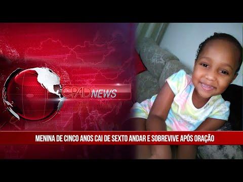 Boletim Semanal de Notícias - CPAD News 189
