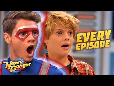 1 Moment From EVERY Henry Danger Episode! | Henry Danger