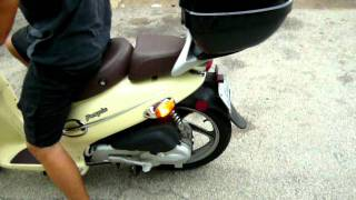 9. Kymco People 50cc SOLD at ACE Motorcycle Chicago