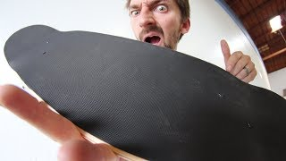 Today we play a game of Skate Roulette using a sheet of DKL non-abrasive grip tape, a grip tape that won't rip your shoes and is supposed to grip just like sand paper. The grip worked pretty well and the game was super fun to play :) For more episodes in this series click here: https://www.youtube.com/watch?v=hBrjhAhhld0&list=PLjpsoptsN4KCi2m0fdZIXIBc5YXzYL6xCGet your own DKL grip here:https://dklskateboarding.comCome skate with us July 29th at the Braille House!https://www.brailleskateboarding.com/shop/http://www.brailleskateboarding.com/how-to-skateboard/YOU CAN LEARN TO SKATEBOARD! CLICK ABOVE TO GET THE MOST DETAILED HOW TO SKATEBOARD LESSON PLAN EVER MADE!  SKATEBOARDING MADE SIMPLE!Thanks to everyone who played:Fetty: http://www.youtube.com/fettypotterNigel: http://www.instagram.com/nigglejonesKelly: http://www.youtube.com/kellywakasaGET SKATEBOARDING MADE SIMPLE ON iBOOKS! https://itunes.apple.com/us/artist/aaron-kyro/id733499725?mt=11GET SKATEBOARDING MADE SIMPLE ON GOOGLE PLAY https://play.google.com/store/books/details/Aaron_Kyro_Skateboarding_Made_Simple_Vol_1?id=8BEbBQAAQBAJSkateboarding Made Simple on Amazon: https://www.amazon.com/Skateboarding-Made-Simple-Braille-Aaron/dp/B01LYPOIVP/ref=sr_1_1?ie=UTF8&qid=1482278130&sr=8-1&keywords=skateboarding+made+simpleFOLLOW ON SOCIAL MEDIAINSTAGRAM https://instagram.com/brailleskate/FACEBOOK: http://www.facebook.com/BrailleSkateboardingGOOGLE +: https://plus.google.com/107594784940938640430TWITTER: http://twitter.com/#!/BrailleSkateFor general inquiries email contact@brailleskateboarding.comFor business, brand or media inquiries please email jen@brailleskateboarding.comCHECK OUT OUR WEBSITE FOR ALL THE LATEST BRAILLE NEWS AND UPDATES!!! http://www.brailleskateboarding.comTHUMBS UP FOR MORE VIDEOS!PLAYLISTS LINKS FOR MOBILE USERSlearn to skate: http://www.youtube.com/playlist?list=PL34F060CE1BA3E968SKATE SUPPORThttp://www.youtube.com/playlist?list=PL2E1C0A94C6B6CEBB&feature=view_allCLIPPEDhttp://www.youtube.com/p