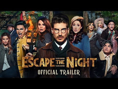 Escape the Night Season 4 All Stars  | OFFICIAL TRAILER