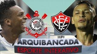 Equipes se enfrentam, na Arena Corinthians, pela 21ª rodada do Campeonato Brasileiro! [Participe do Game Fanáticos e veja o quanto você sabe do seu time de c...