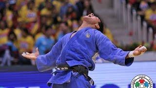 Les techniques des Super Stars du Judo