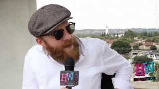 Alex Clare Hollywire Hot Seat