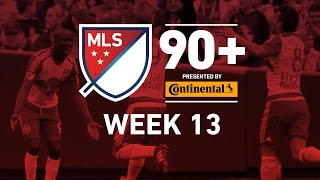 Hat tricks and late-game heroics | The Best of MLS, Week 13 by Major League Soccer