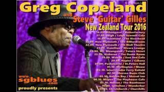 Onekaka New Zealand  city pictures gallery : Greg Copeland & Steve 'Guitar' Gilles NZ Tour 2016