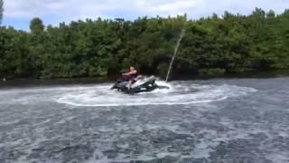 10. 2014 Yamaha VX Cruiser going in reverse....