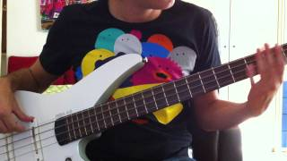 Red Hot Chili Peppers - Ethiopia (Bass Cover)