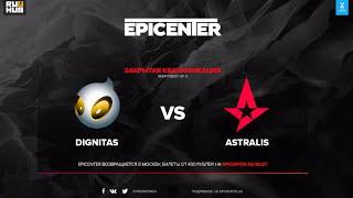 Astralis vs Dignitas, game 2