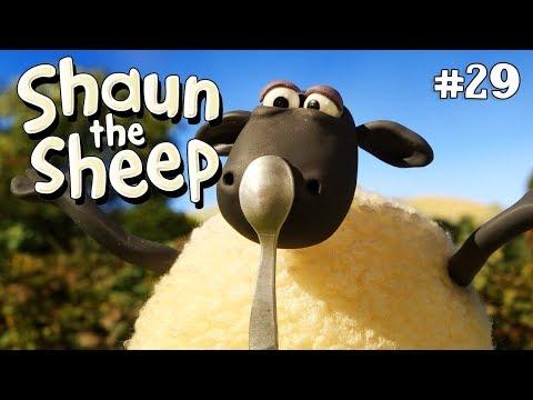 Bakat tersembunyi - Shaun the Sheep [Hidden Talents] (видео)