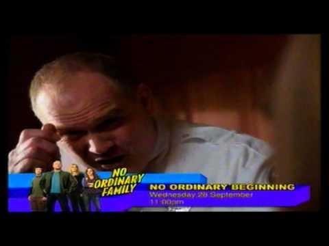 Promo No Ordinary Family - No Ordinary Beginning @ Tv3! (28/9/2011)