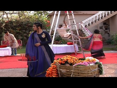 Tina KIDNAPPED in Thapki??