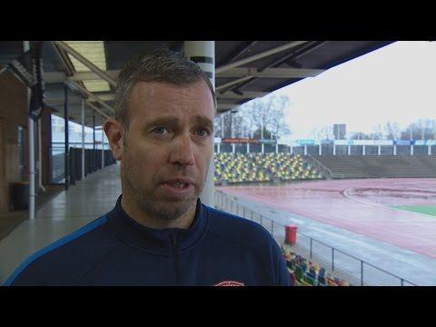 René Hake over duel met SC Heerenveen