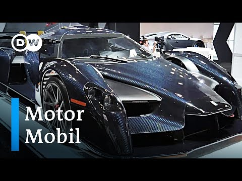 Global: New York und Shanghai Auto Show 2019 | Motor  ...
