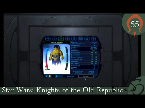 Star Wars: Knights of the Old Republic - E55: Underwater Nightmare