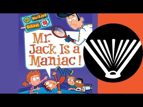 Mr. Jack is a Maniac! (part 3 - chapters 9-12) - A Book Read Aloud by a Dad