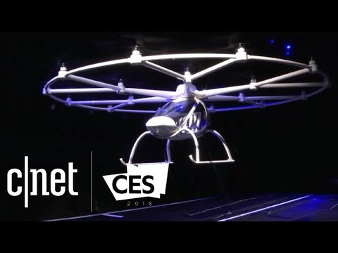 3 cool highlights from Intel's CES 2018 presser (видео)