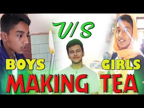 Video MAKING TEA    NEPALI BOYS VS GIRLS    Ft. Kismat Ranabhat download in MP3, 3GP, MP4, WEBM, AVI, FLV January 2017