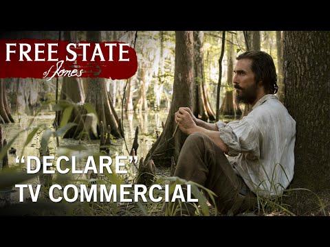 Free State of Jones (TV Spot 'Declare')