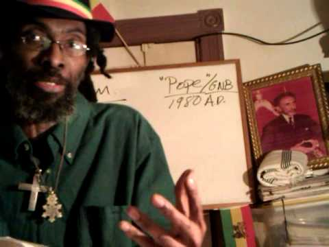 Pt4 HAILE SELASSIE'S AMHARIC BIBLE (Rev. 5:5)&Torah Law Of ...