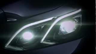 Mercedes-Benz - The new light design