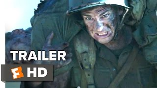 Hacksaw Ridge Official Trailer 1 2016  Andrew Garfield Movie