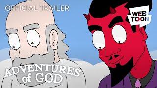 Video Adventures Of God Trailer - 45s MP3, 3GP, MP4, WEBM, AVI, FLV April 2018