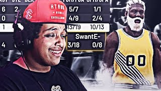 disgraced nba 2k league prospect blows his chance AGAIN after this airball