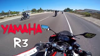 8. Test Ride & Review: 2015 Yamaha R3