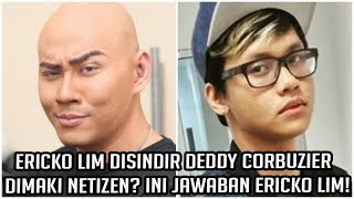 Video Ericko Lim Disindir Deddy Corbuzier & Dimaki Netizen? Ini Jawaban Ericko Lim! MP3, 3GP, MP4, WEBM, AVI, FLV September 2018
