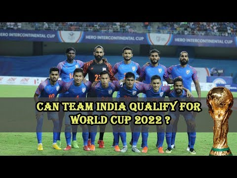 India almost Qualified for FIFA WORLD Cup 2022 ? Must Watch