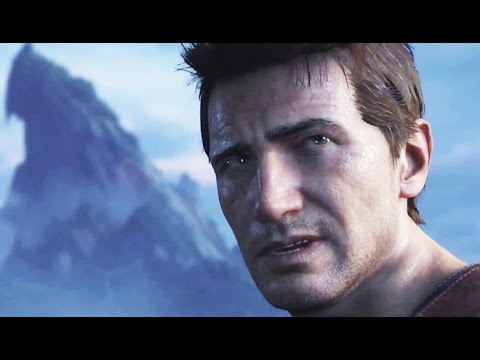 uncharted - Uncharted 4 gameplay shows first footage on PS4 Subscribe ▻ http://bit.ly/GamesHQMedia Uncharted 4 gameplay delves into real time footage on PS4 shown at Pla...