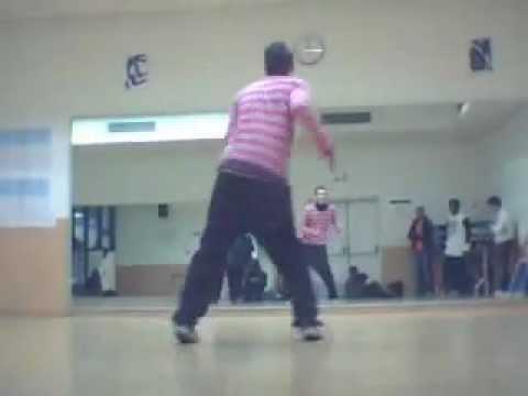 spoke dancing